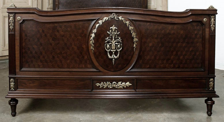 antique louis xvi mahogany bedroom furniture set at 1stdibs