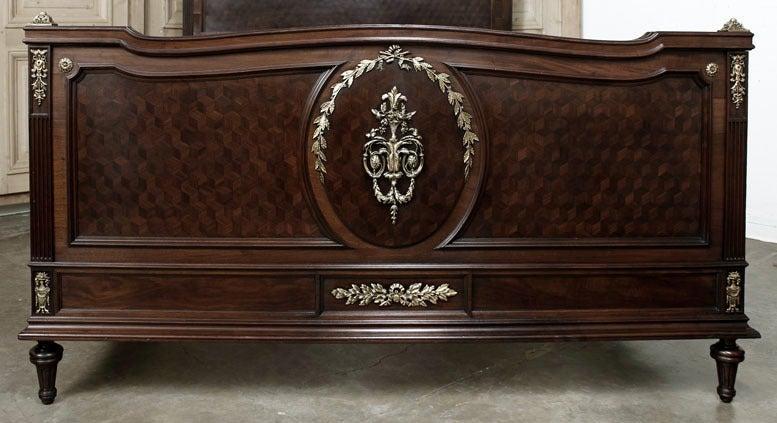 Antique Louis XVI Mahogany Bedroom Furniture Set At 1stdibs
