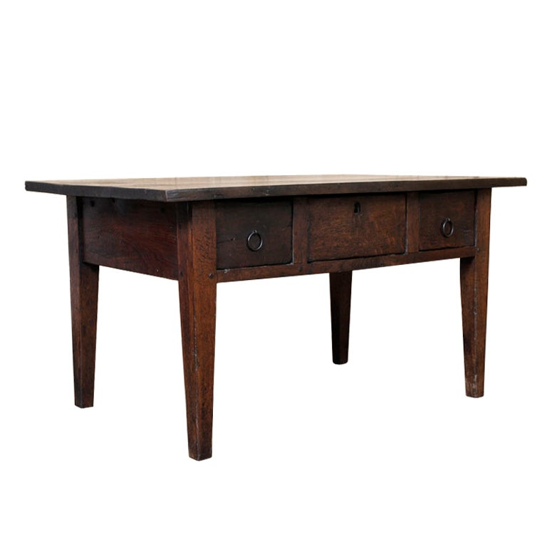 Antique French Farm Coffee Table At 1stdibs