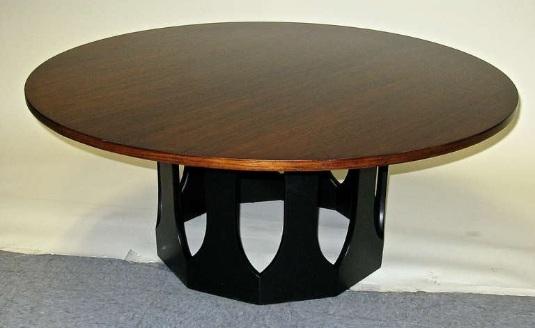 1960 Harvey Probber Gothic Base Coffee Table For Sale At 1stdibs