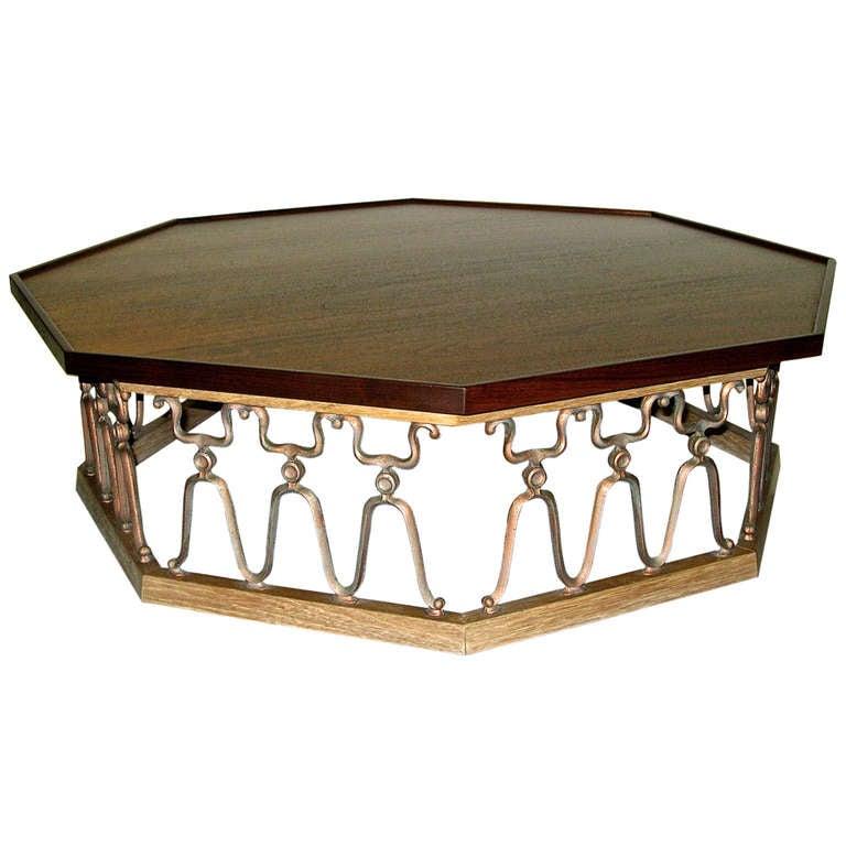 Art Van Coffee Table Sets: 1960 John Van Koert Drexel Huge Coffee Table