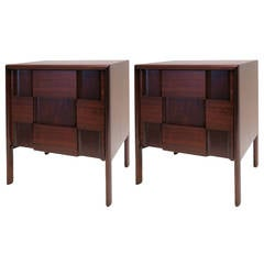 1950s Edmond Spence Pair of Night Stands