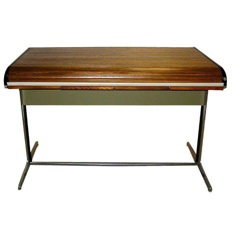Architects Desk 1950 george nelson action office architect's desk at 1stdibs