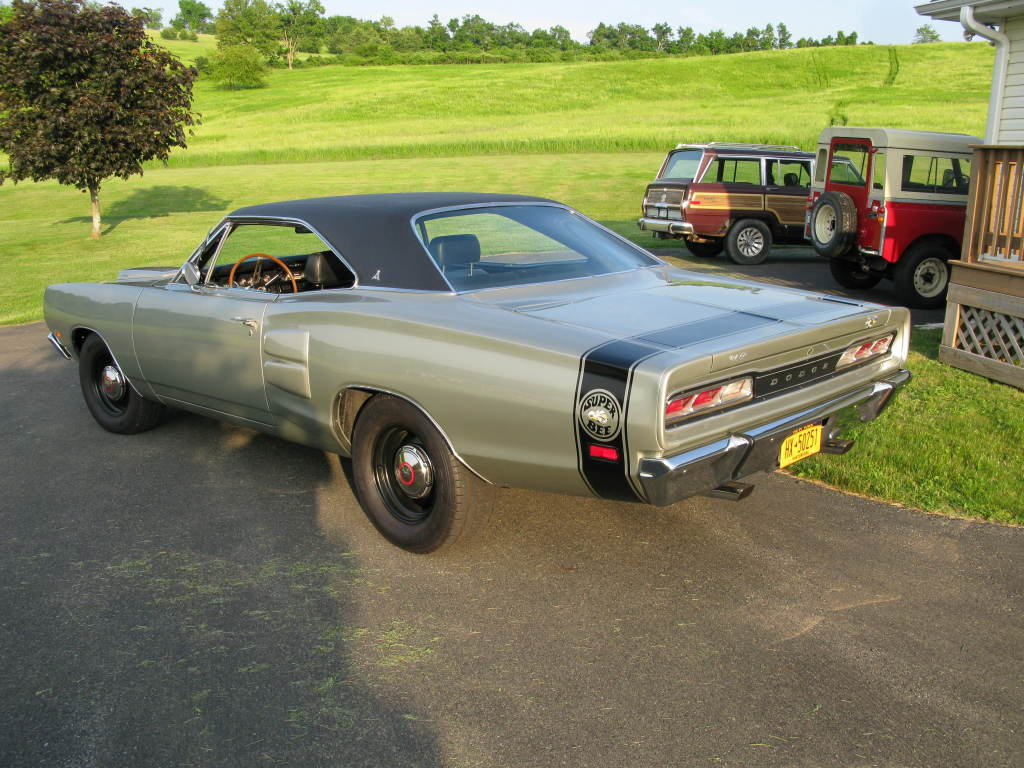 1969 Dodge Super Bee With A 440 Engine At 1stdibs