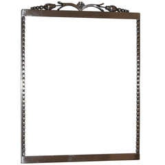 Sterling Silver Frame by Alphonse La Paglia