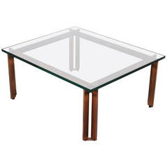 Coffee Table by James Howell in Copper, 1966
