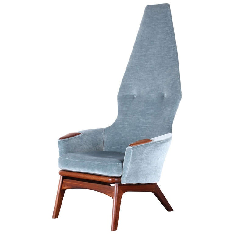 Adrian Pearsall High Back Chair