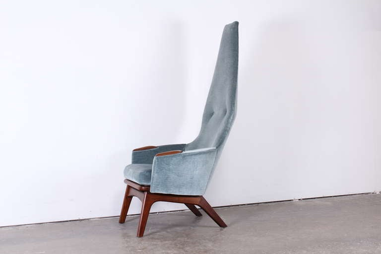 Adrian Pearsall High Back Chair 1