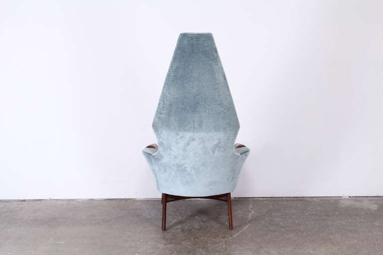 Adrian Pearsall High Back Chair 2