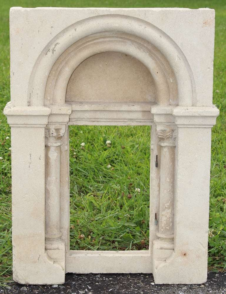 Limestone Architectural Building Element At 1stdibs