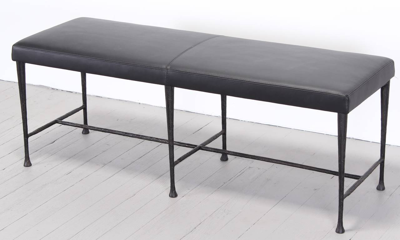 Christian Liaigre Giacometti Bench for Holly Hunt image 4