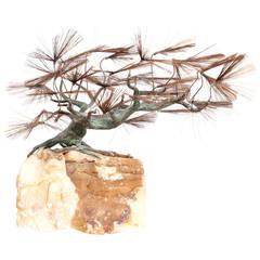 Large Curtis Jere Cypress Tree
