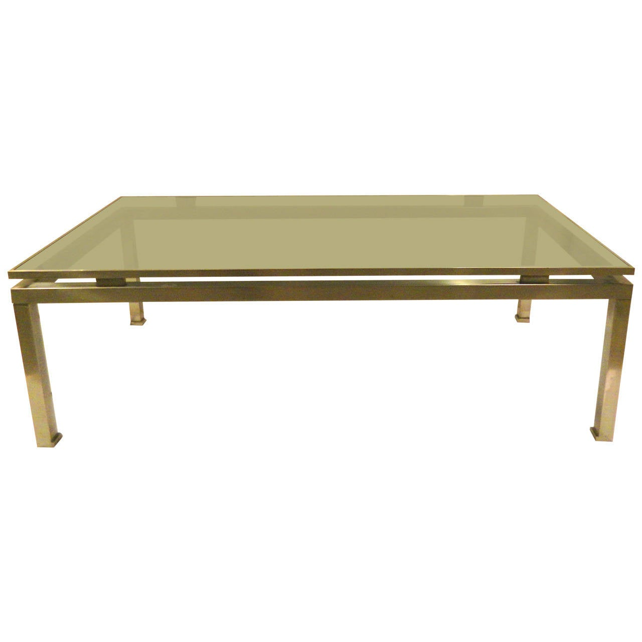 Coffee Table Guy Lefevre For Maison Jansen Circa 1960s 1970s For Sale At 1stdibs