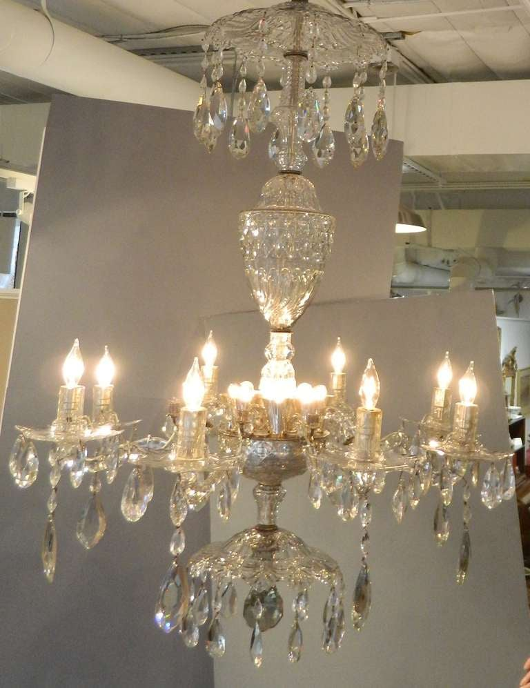 Antique Waterford Chandelier 18th Century And Later At