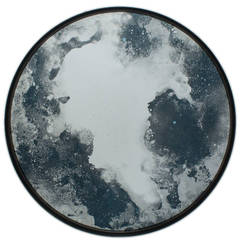 Constellation - an art led reflective mirror by Tom Palmer