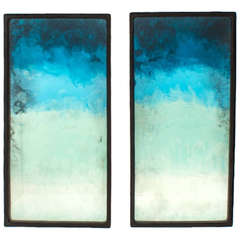 Aqua Alta Mirrors (as featured on cover of House & Garden Magazine UK)