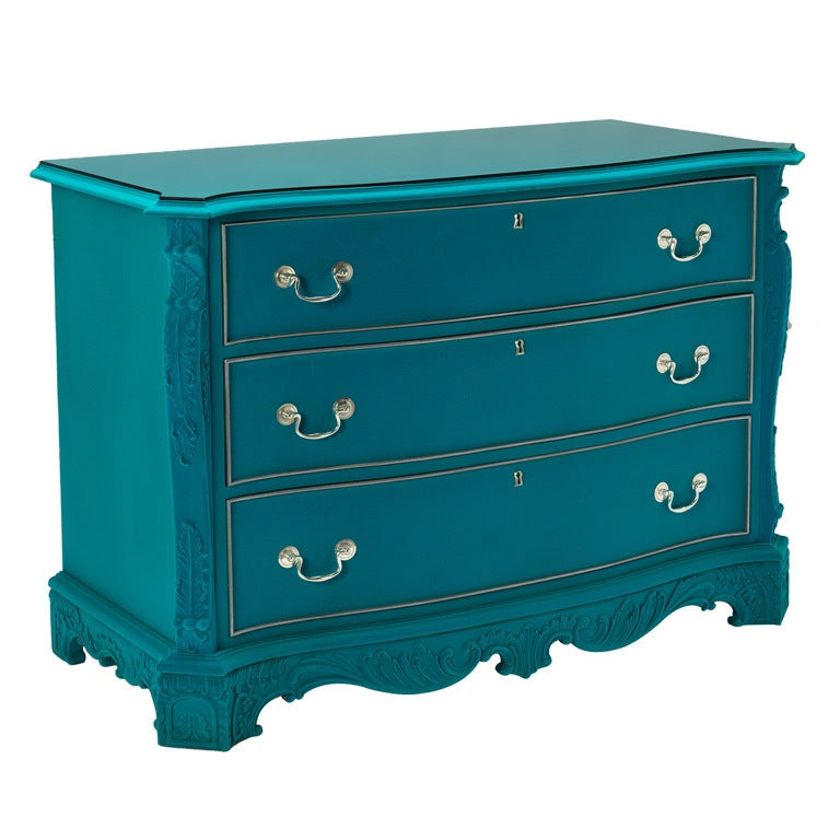 mirrored chests of drawers images
