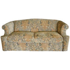 Custom Kneedler Fauchere Sofa
