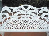 Gardern Set, Cast Iron Fern Pattern image 9