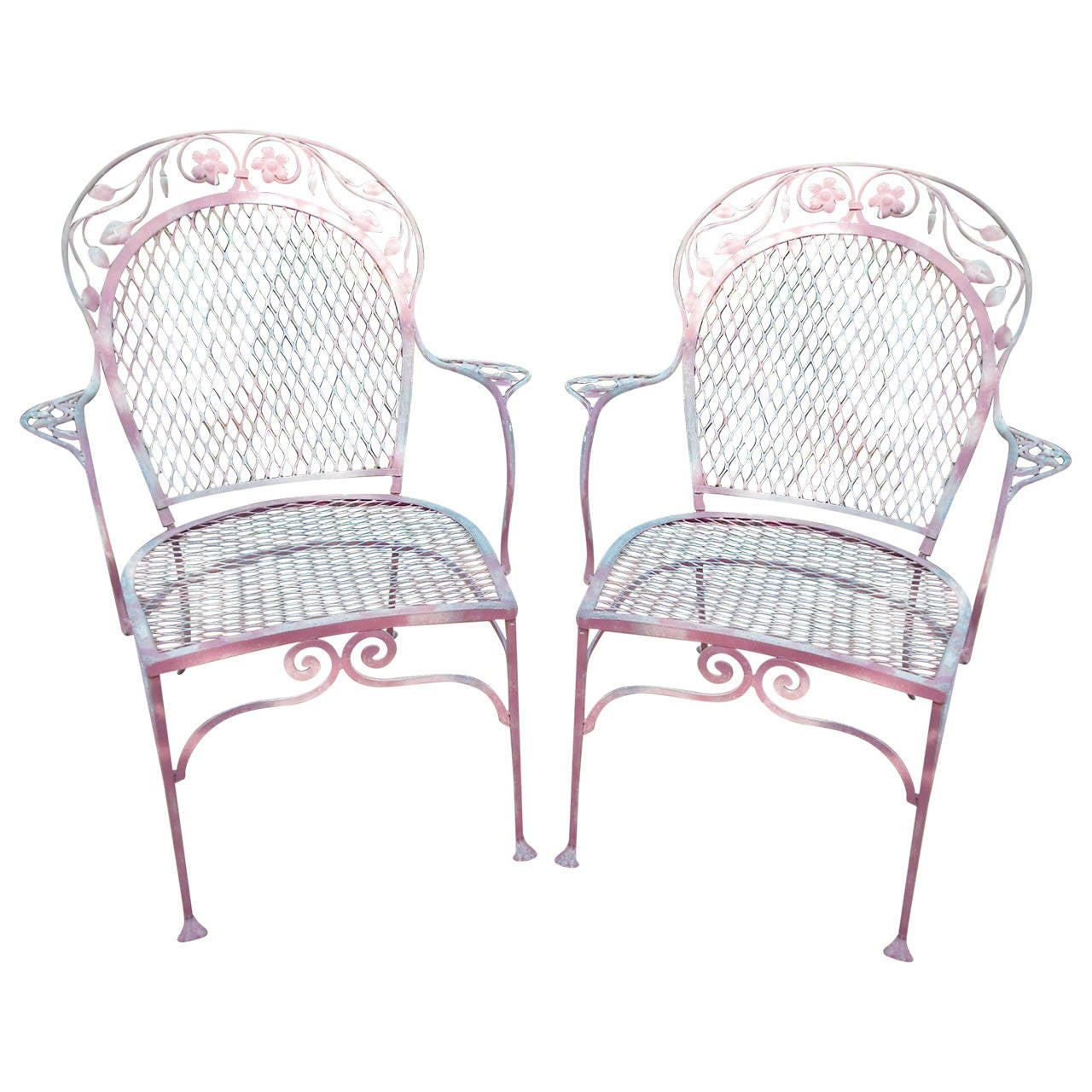 Salterini Vintage Armchairs