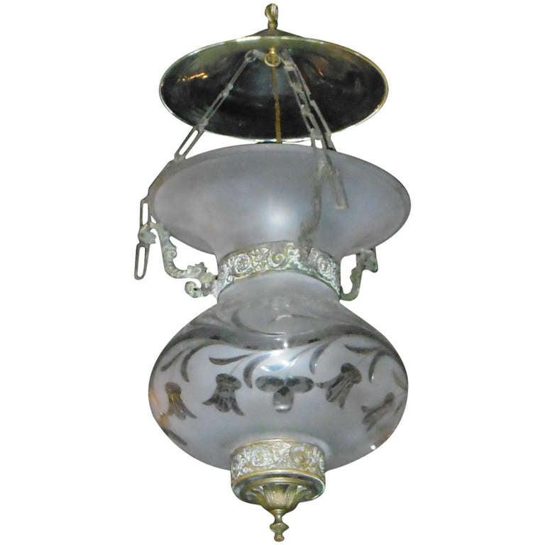 American Classical Hall Lantern