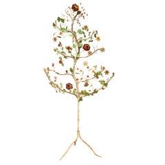 Italian Tole Tree