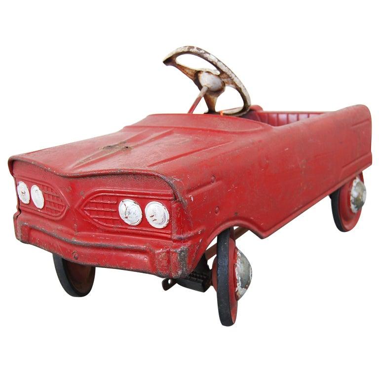 Vintage Children39;s Pedal Car  Pedal Cars  Pinterest