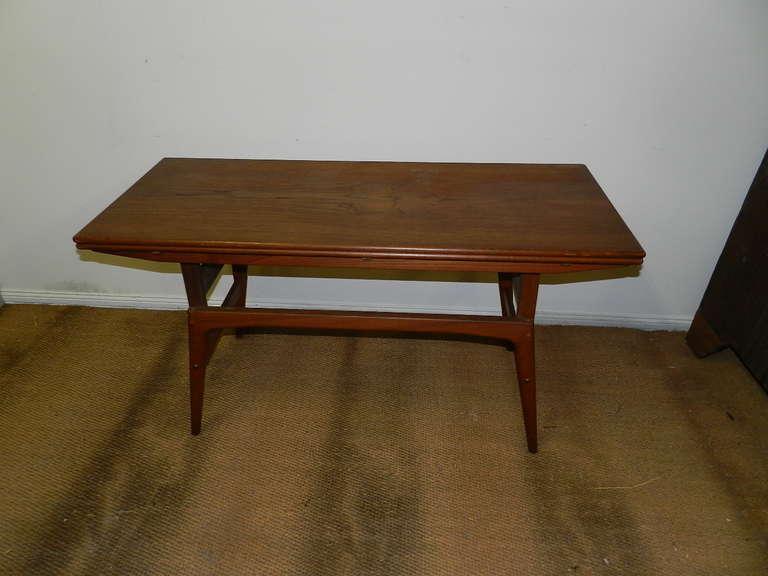 danish metamorphic coffee table by kia kristiansen 3