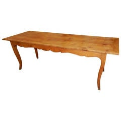 French Cherry Table with Extensions