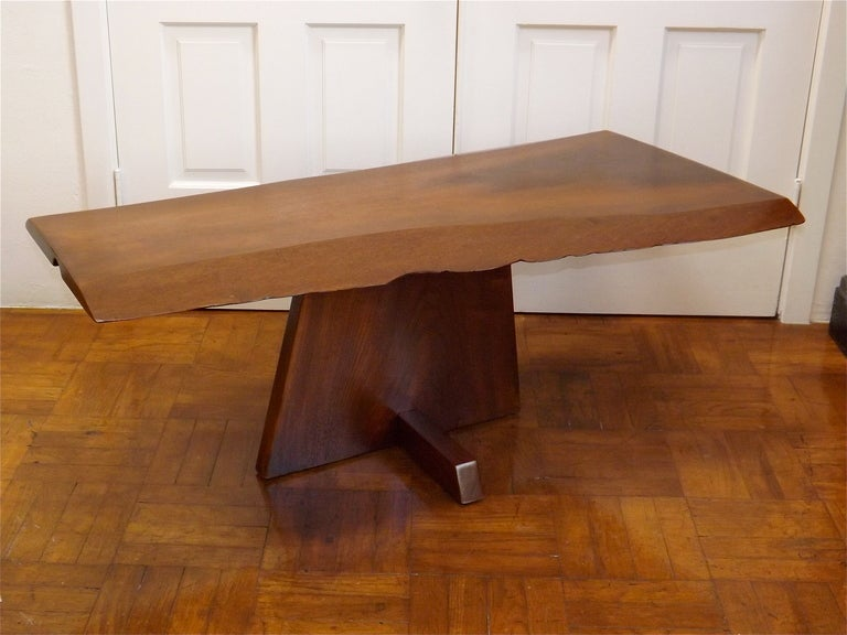 Mid-Century Modern George Nakashima Ming One Coffee Table For Sale