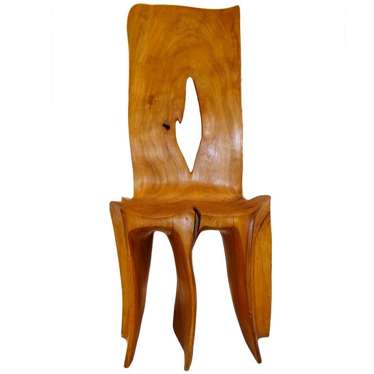 Unique Scott Jaster Studio Chair For Sale