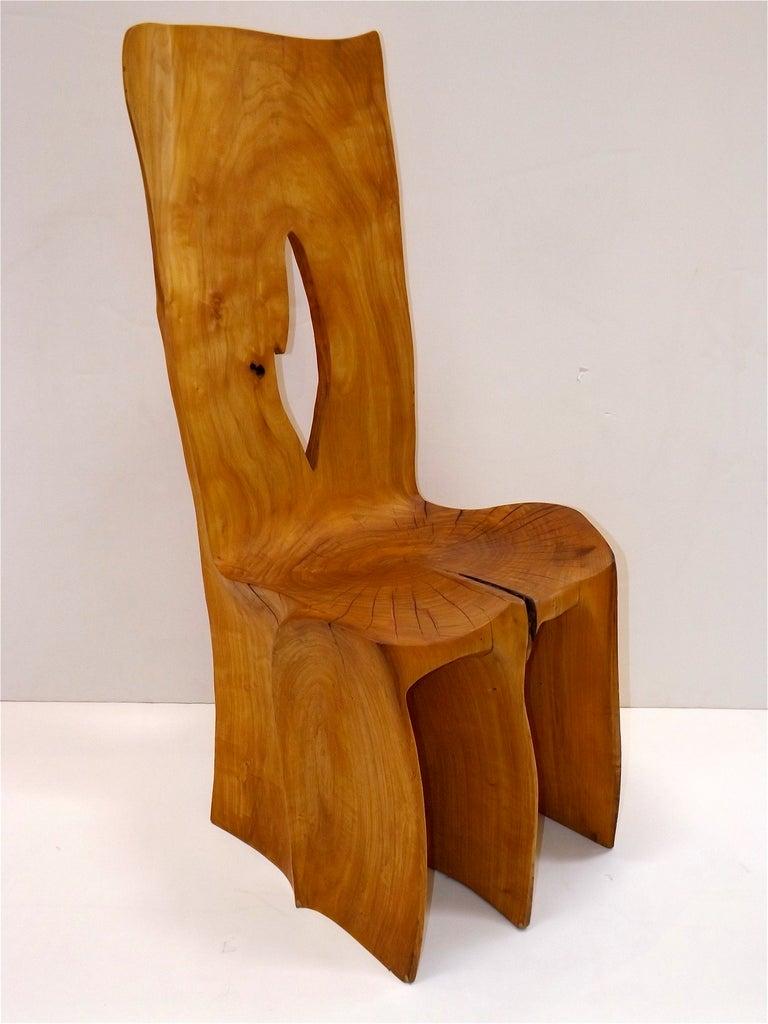 American Unique Scott Jaster Studio Chair For Sale