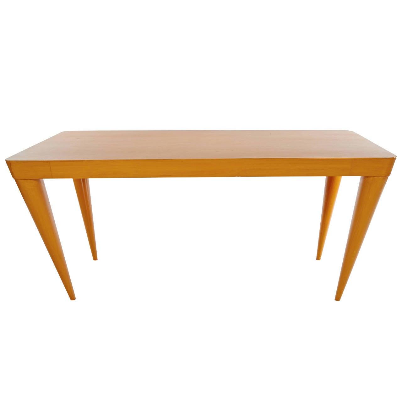 Jean Royère Cone Leg Table
