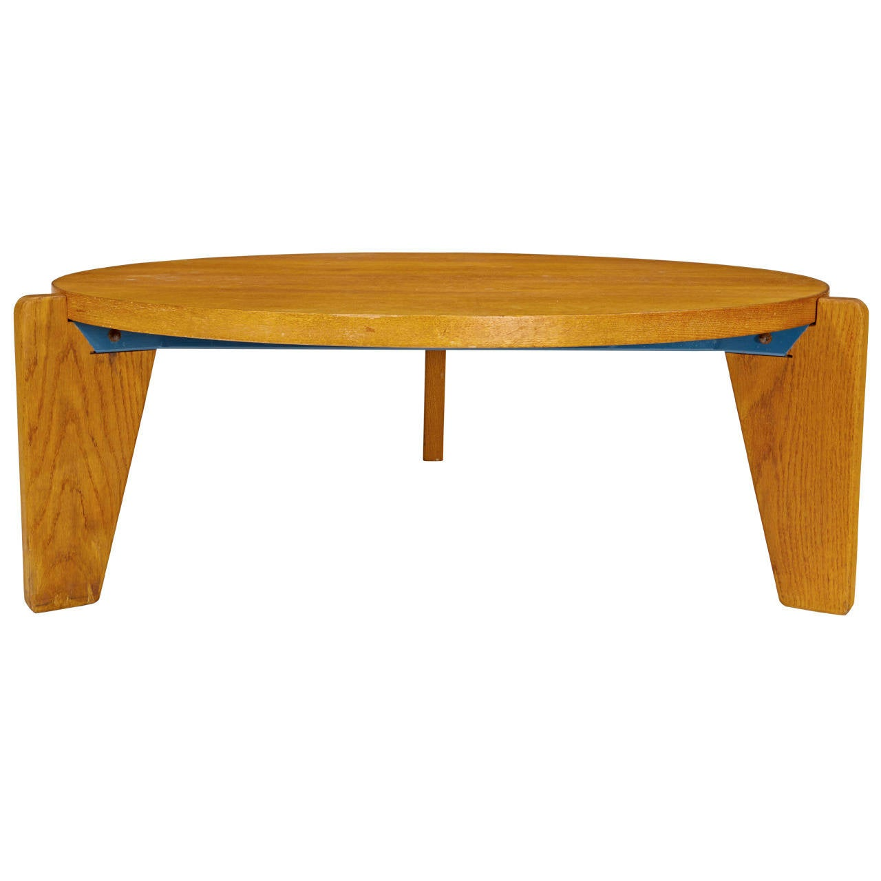 Jean prouve africa low table for sale at 1stdibs - Jean prouve coffee table ...