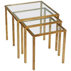 Roger Thibier Nesting Tables