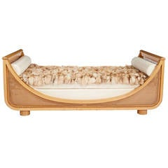 "Jean Royère ""Gondola"" Daybed"