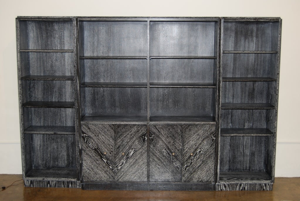 Bibliotheque for sale at 1stdibs - Bibliotheque 4 cases ...