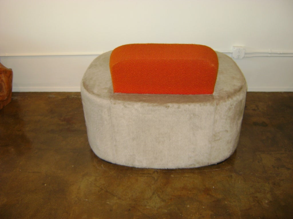 Mid-20th Century Important Paul Frankl Lounge Chair For Sale