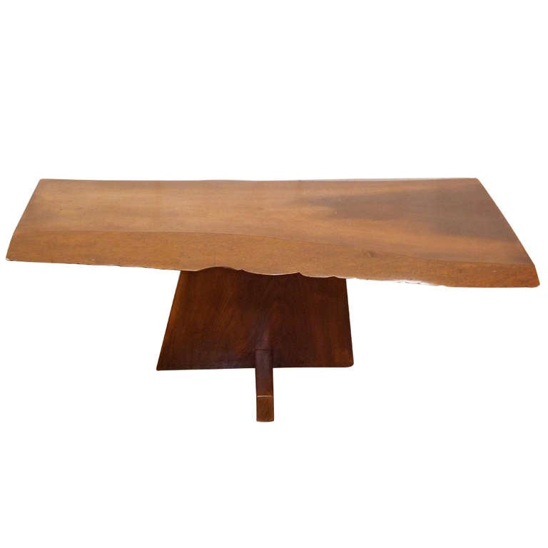 George Nakashima Ming One Coffee Table For Sale