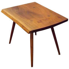 George Nakashima Occasional Table