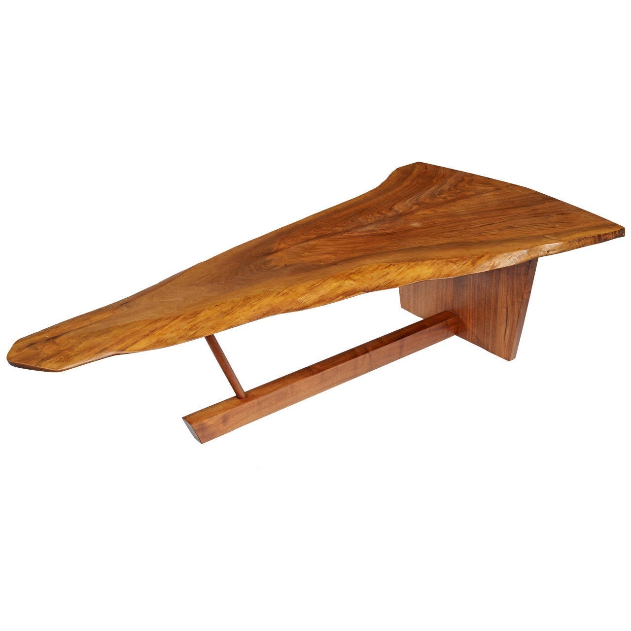 George Nakashima Minguren Cocktail Table