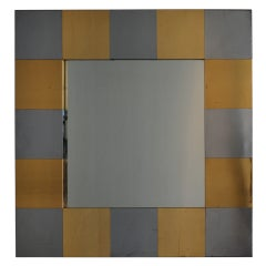 "Pauls Evans ""Cityscape"" Wall Mirror"