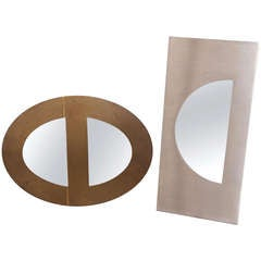 Gabriella Crespi Table Mirrors