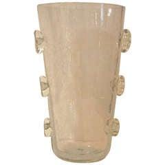 Rare  Barovier et Toso Vase