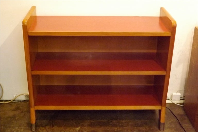 Gio Ponti Bibliotheque In Good Condition For Sale In Los Angeles, CA