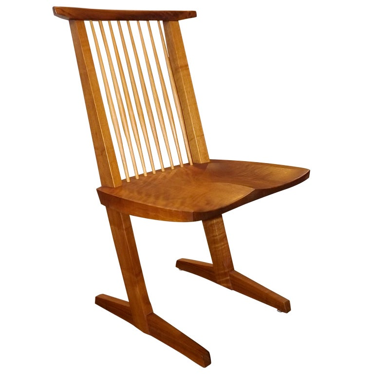 "George Nakashima ""Conoid"" Chair For Sale at 1stdibs"