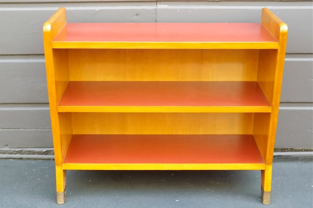 Mid-Century Modern Gio Ponti Bibliotheque For Sale