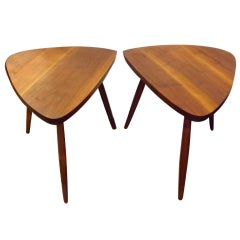 "George Nakashima ""Wepman"" Tables"