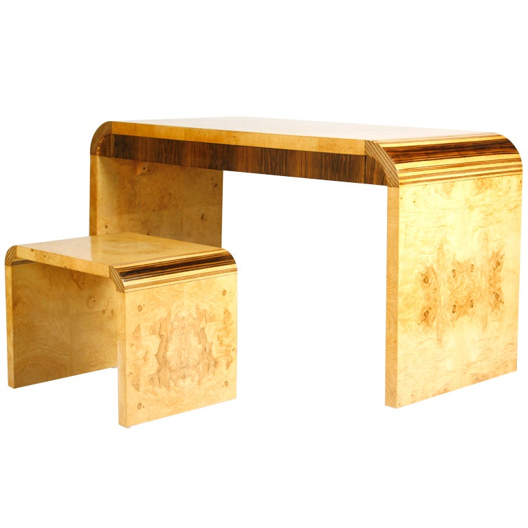 Henredon Quot Scene Two Quot Desk And Chair At 1stdibs