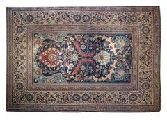19th Century Persian Doroksh Carpet